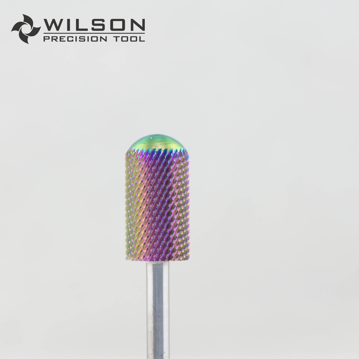 Rainbow Coating - Smooth Top - Carbide Nail Bits