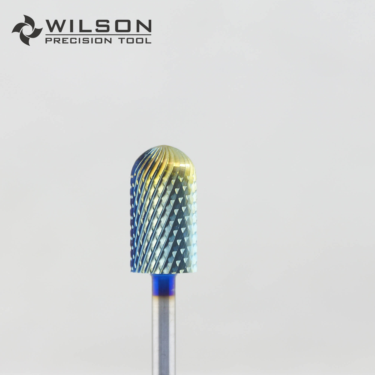 Rainbow Coating - Rounded Top - Carbide Nail Bits