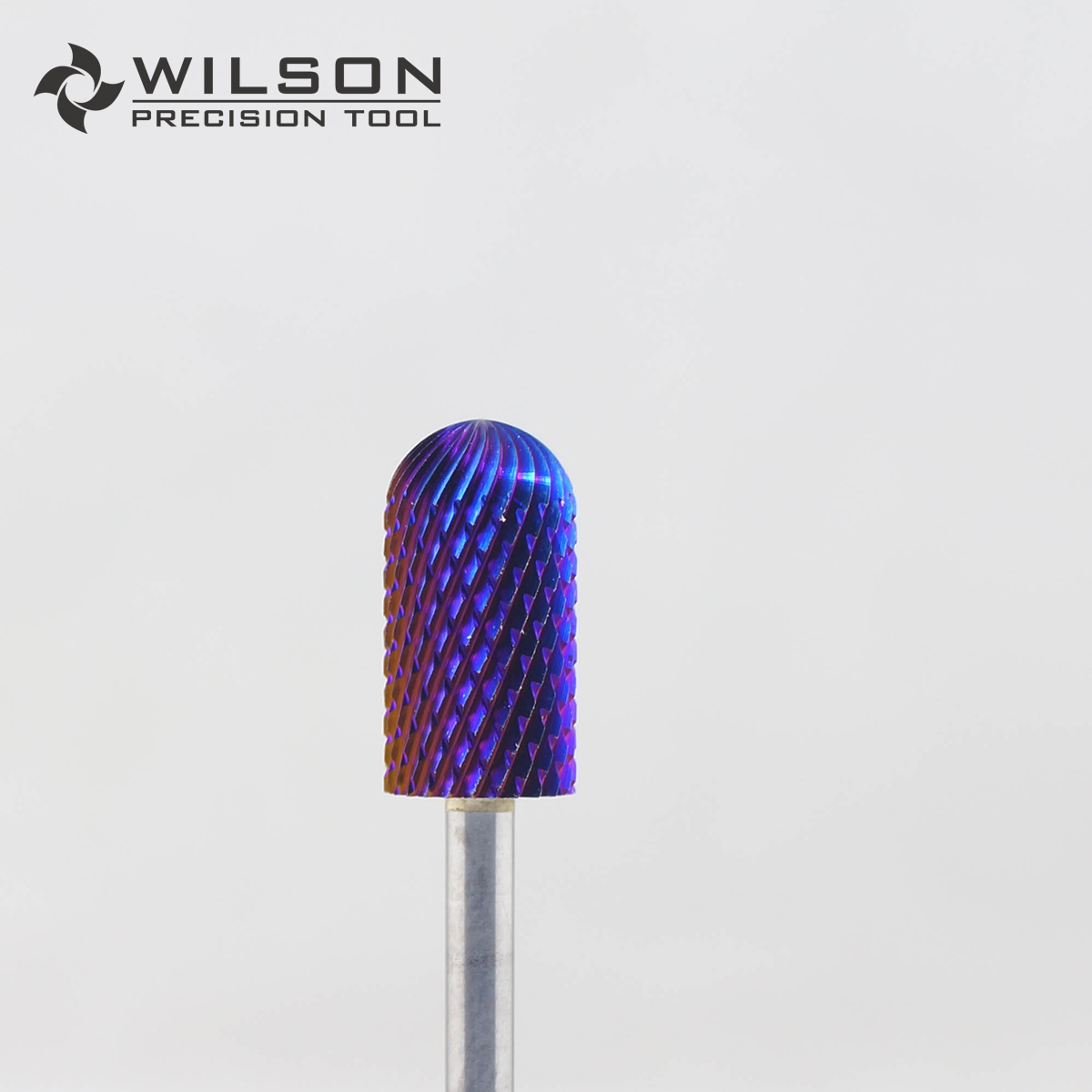 Purple Coating - Rounded Top - Carbide Nail Bits