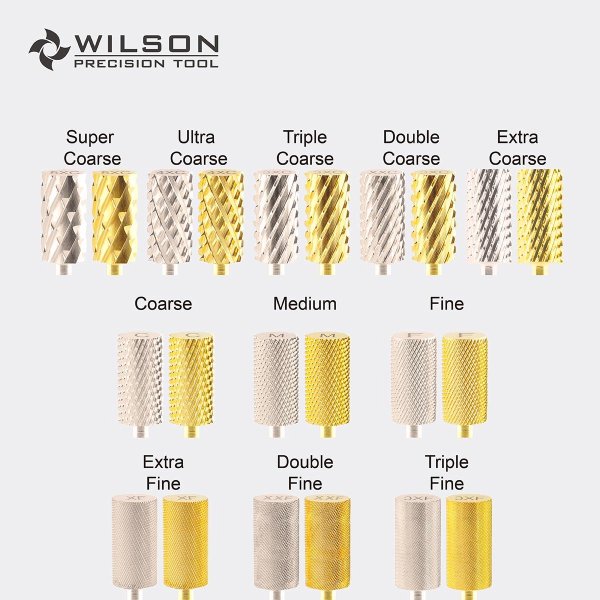 Barrel - Carbide Nail Bits