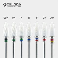 6.0  Bullet - Zirconia Dental Lab Burs
