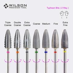 Typhoon Bits - 2way - Carbide Nail Bits