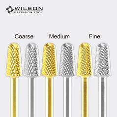 Safety - Carbide Nail Bits