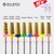 7.0mm 5 In 1 Cross Cut - Carbide Nail Bits
